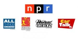NPR logos