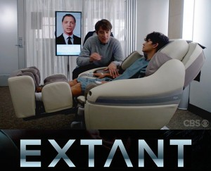 DreamWave on CBS Extant