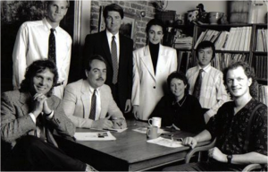 TCA Staff 1991
